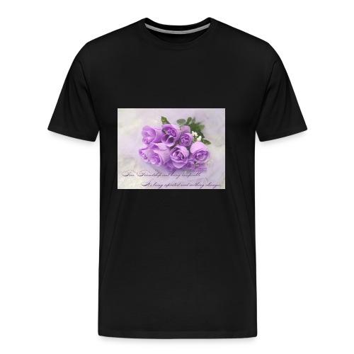 true Friendship - Men's Premium T-Shirt