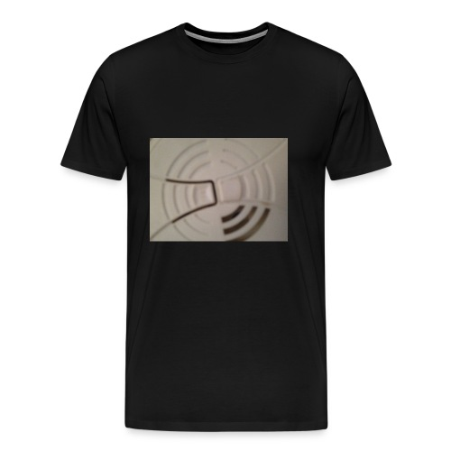 Smoke detector shirts - Men's Premium T-Shirt