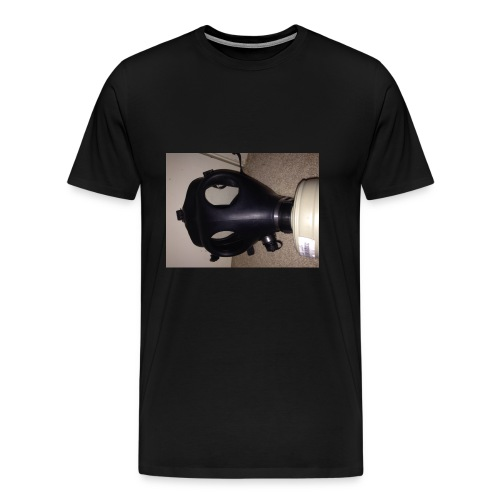 4A1 gas mask shirt is cool and unique! - Men's Premium T-Shirt