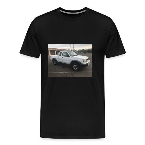 721DC26E 8710 4B74 9D42 440A7B64B58A - Men's Premium T-Shirt