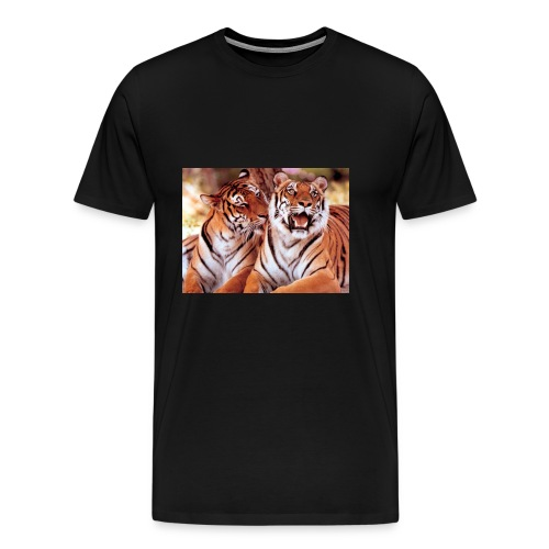 Tigers HD - Men's Premium T-Shirt