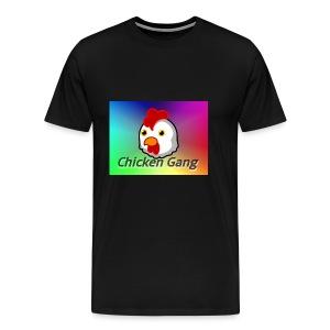 Chicken gang - Men's Premium T-Shirt