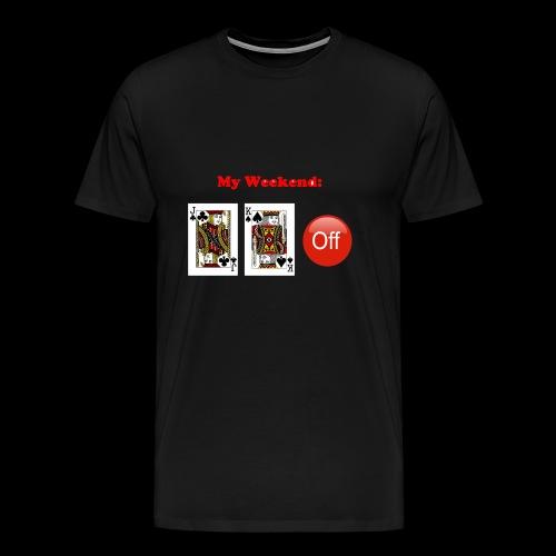 Jacking shirt - Men's Premium T-Shirt