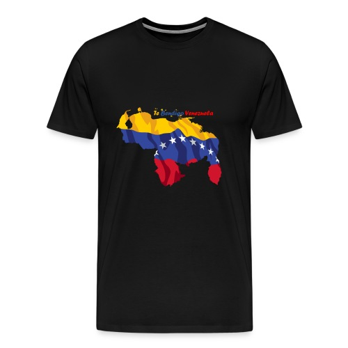 Venezuela Cool - Men's Premium T-Shirt
