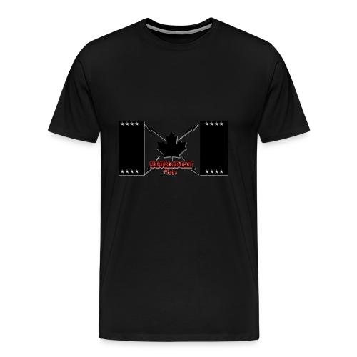 slumadian-black - Men's Premium T-Shirt