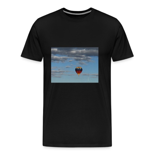 Hot Air Balloon Oct 2016 - Men's Premium T-Shirt