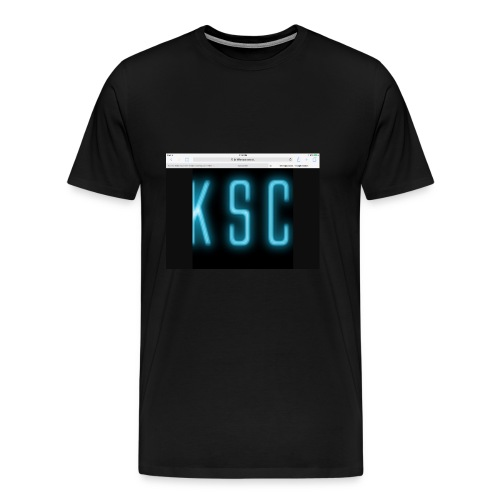 Killerspacecats logo merch - Men's Premium T-Shirt