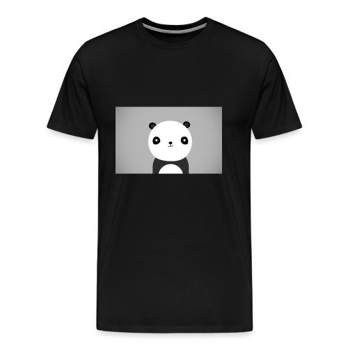 cute background tumblr - Men's Premium T-Shirt