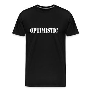 OPTIMISTIC - Men's Premium T-Shirt