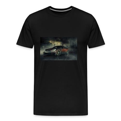Gtr - Men's Premium T-Shirt