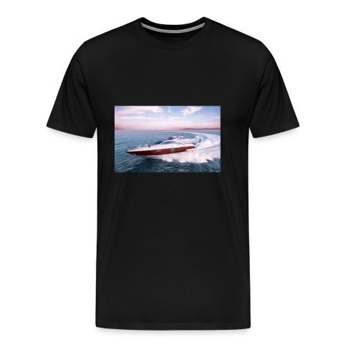 fast boat T-Shirt - Men's Premium T-Shirt