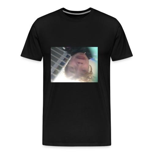 me sneezing - Men's Premium T-Shirt
