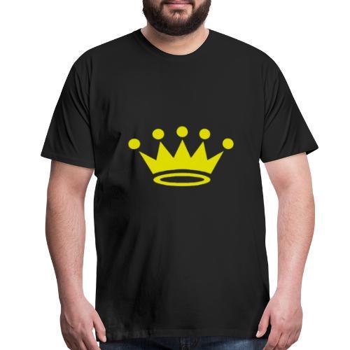 Crown Gold - Men's Premium T-Shirt