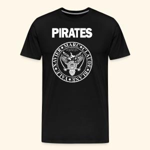 Punk Rock Pirates [legends] - Men's Premium T-Shirt
