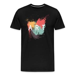 Real Art Design - Men's Premium T-Shirt