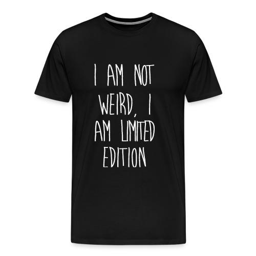 ALPHBT 001 - Men's Premium T-Shirt