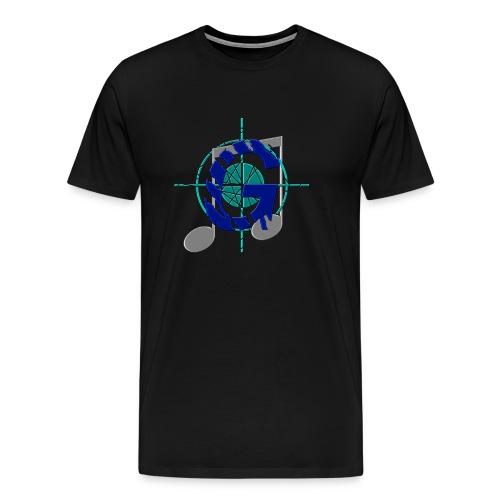 GoliathMusic's Logo - Men's Premium T-Shirt