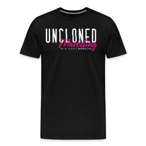 UnCloned Marketing - Men's Premium T-Shirt