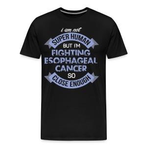 Esophageal Cancer Awareness - Men's Premium T-Shirt
