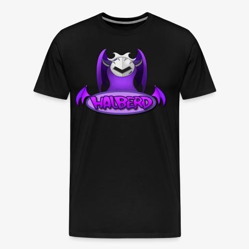 Halberd Logo - Men's Premium T-Shirt
