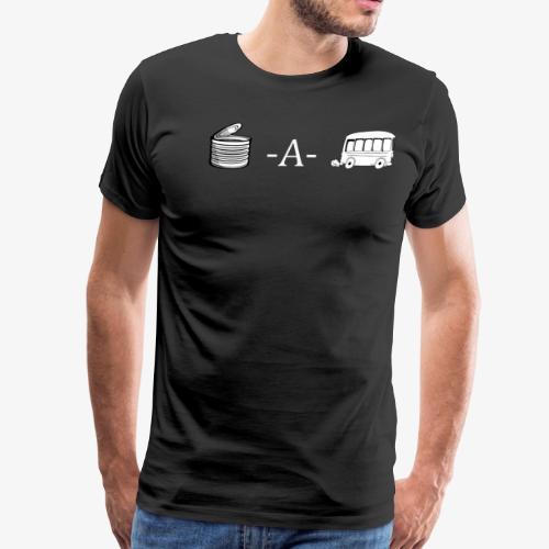 Cannabis Wordplay - Men's Premium T-Shirt