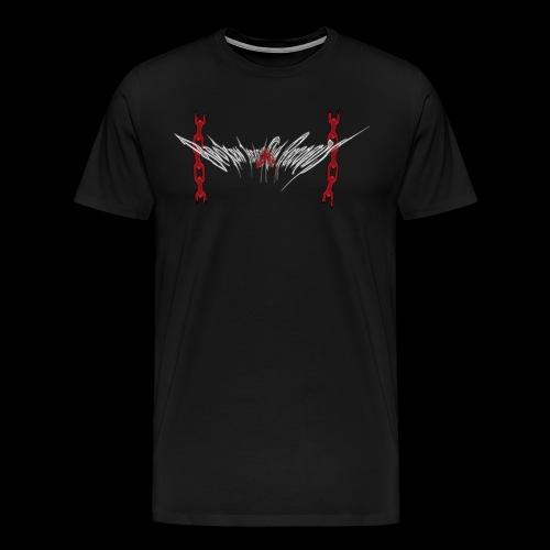 Chained 2 Lowly - Men's Premium T-Shirt