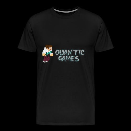 Quantic_GamesYT - Men's Premium T-Shirt