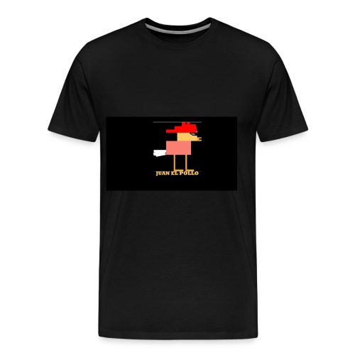 Juan El Pollo - Men's Premium T-Shirt