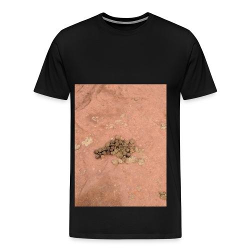 POOP - Men's Premium T-Shirt