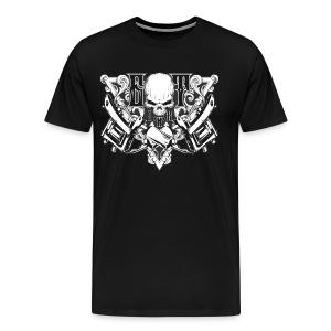 Awesome Got Ink - Tattoo Design, Tattoo - Men's Premium T-Shirt