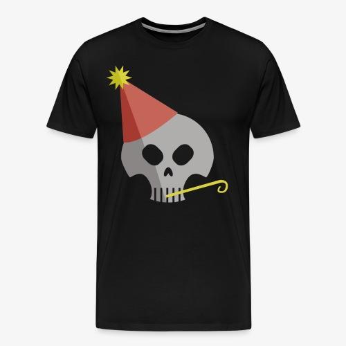 Party Skull - Men's Premium T-Shirt