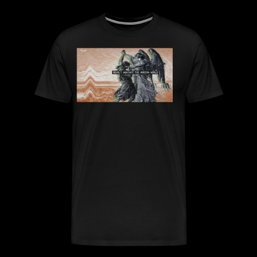 Modern World - Men's Premium T-Shirt