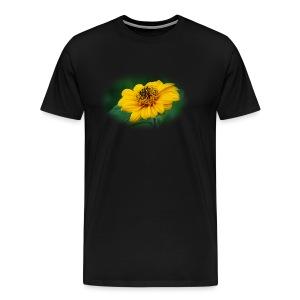 tridax procumbean - Men's Premium T-Shirt