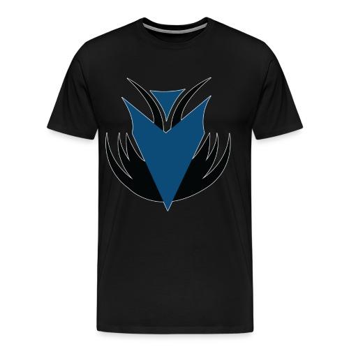 Dark Codex Logo Version 2 - Men's Premium T-Shirt