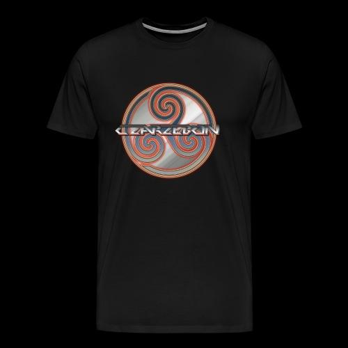 CzarZebonStandardLogo - Men's Premium T-Shirt