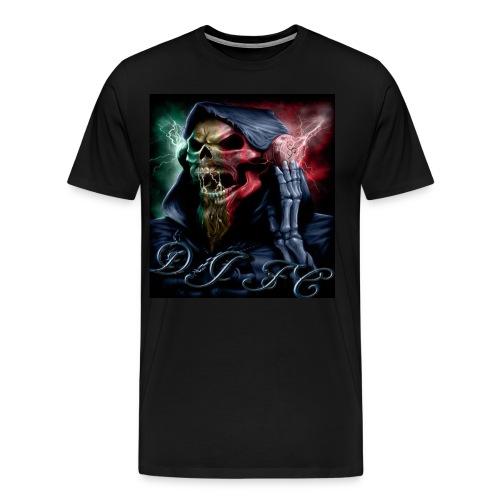 Dj fc blue - Men's Premium T-Shirt