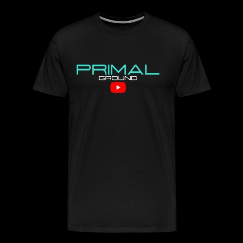 Primal Ground Merch - Men's Premium T-Shirt