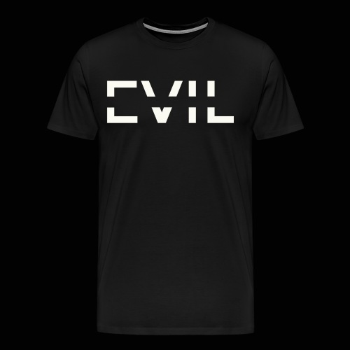 EVIL Logo - Men's Premium T-Shirt