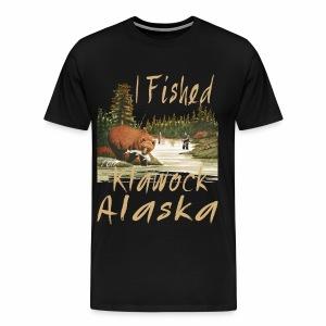 Klawock, Alaska - Men's Premium T-Shirt