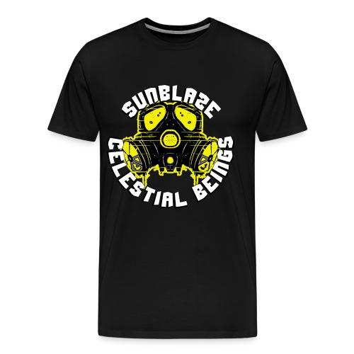 SUNBLAZE X YELLOWJACKET LOGO T SHIRT - Men's Premium T-Shirt