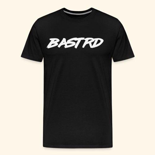 Bastrd - Men's Premium T-Shirt