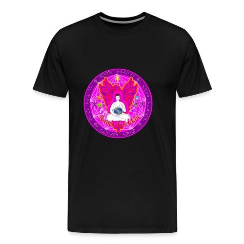 Mama Buddah Mandala - Men's Premium T-Shirt