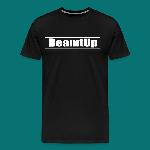 Original BeamtUp Logo - Men's Premium T-Shirt