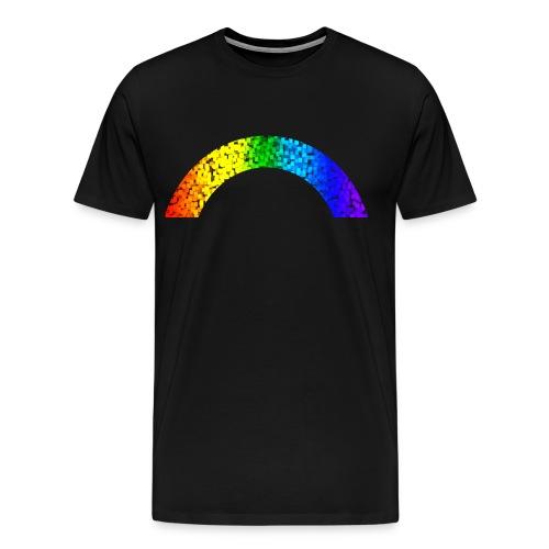 Rainbow Revised - Men's Premium T-Shirt