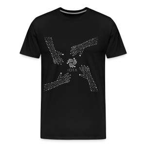 Touch of The Tangle - Men's Premium T-Shirt