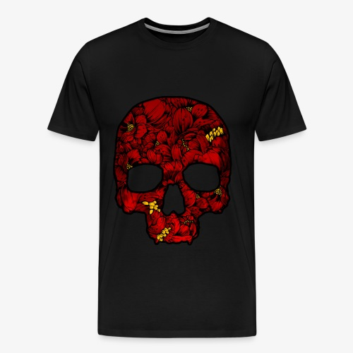 Red Skull - Men's Premium T-Shirt