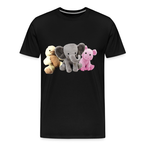 Phillip, Piggy and Ducky - Men's Premium T-Shirt