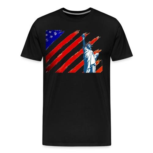 American Liberty - Men's Premium T-Shirt