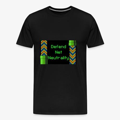Defend Net Neutrality - Men's Premium T-Shirt