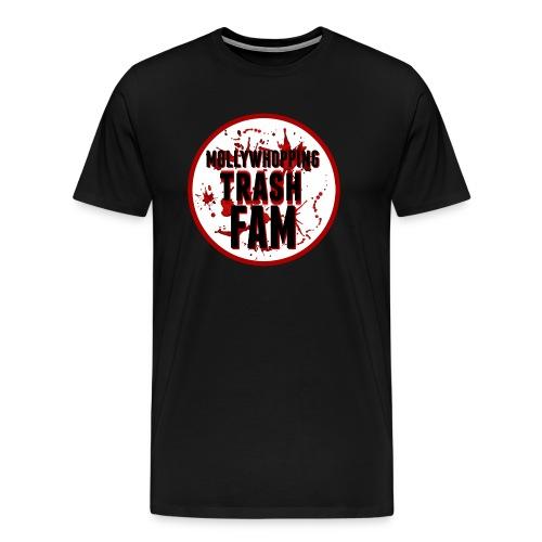 Mollywhopping, Trash, Fam - Men's Premium T-Shirt